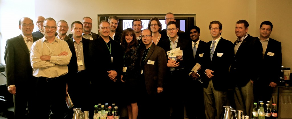 The PARITY Investigators at the PARITY Investigators Meeting on 16 October 2014 in Berlin, Germany.